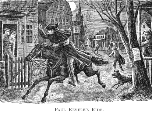 Paul Revere rides again to warn of Obama-meter-armed rentseekers trading consumer freedoms for taxpayer lucre.