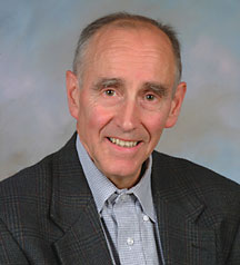 Günter Oberdörster (Photo credit: University of Rochester web site)