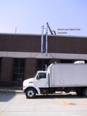 EPA diesel truck