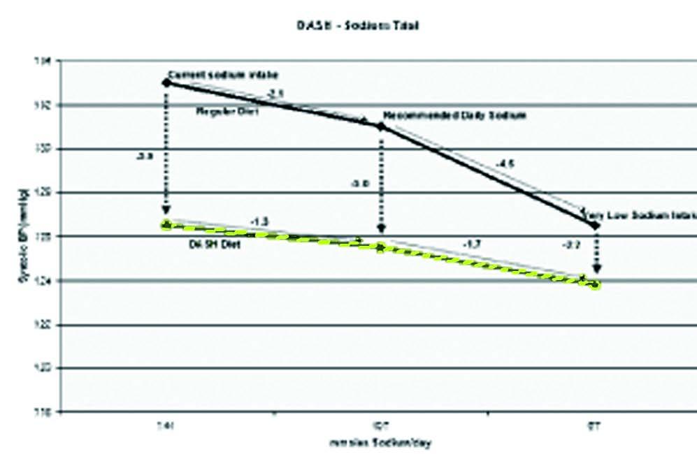 FIGURE 4. The DASH Sodium Trial