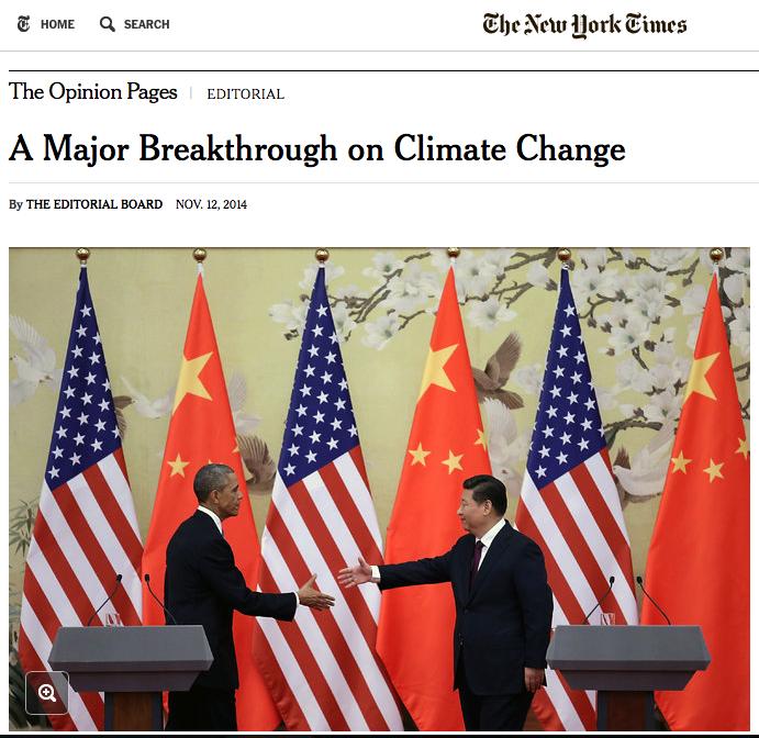 NYTimes breakthrough