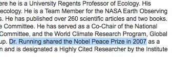 Running Nobel 2
