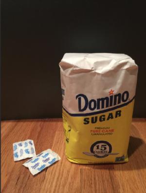Sugar before